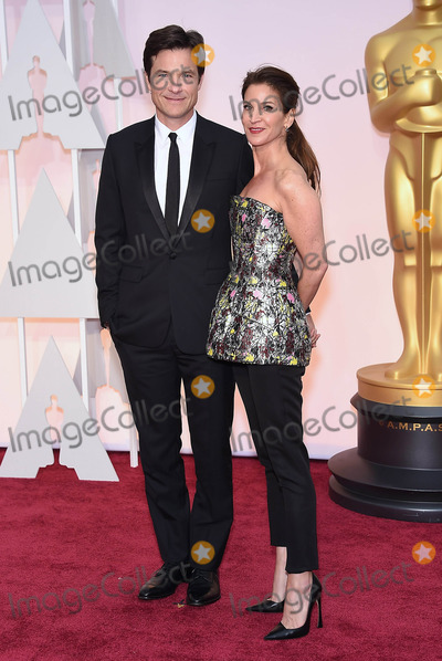 Amanda Anka Photo - Photo by KGC-11starmaxinccomSTAR MAX2015ALL RIGHTS RESERVEDTelephoneFax (212) 995-119622215Jason Bateman and Amanda Anka at the 87th Annual Academy Awards (Oscars)(Hollywood CA)