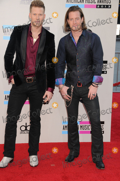 Tyler Hubbard Photo - Brian Kelly Tyler Hubbard at the 2013 American Music Awards Arrivals held at the Nokia Theater Los Angeles