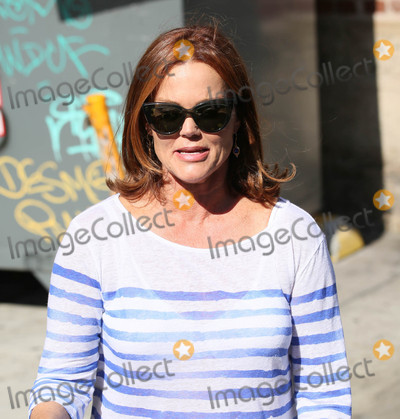 Go Gos Photo - Photo by gotpapstarmaxinccomSTAR MAX2016ALL RIGHTS RESERVEDTelephoneFax (212) 995-119672716Belinda Carlisle of The Go-Gos is seen in Los Angeles CA