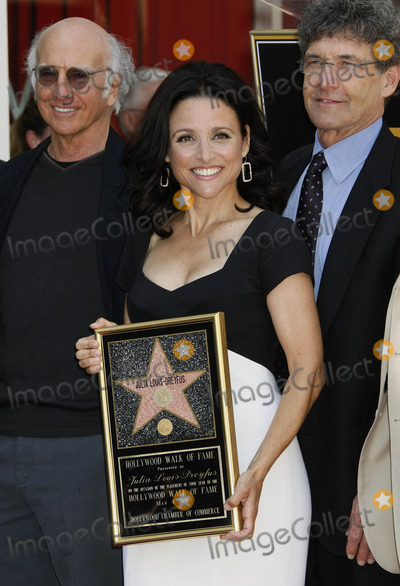 Alan Horn Photo - Photo by NPXstarmaxinccom20105410Julia Louis-Dreyfus with Larry David and Alan Horn at a star ceremony on the Hollywood Walk of Fame(Hollywood CA)Not for syndication in France