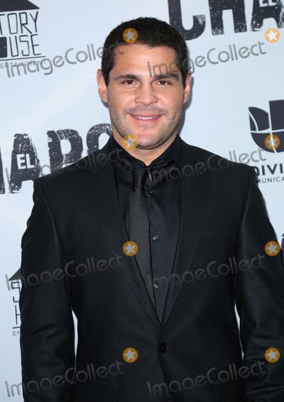 El Chapo Photo - Photo by gotpapstarmaxinccomSTAR MAXCopyright 2017ALL RIGHTS RESERVEDTelephoneFax (212) 995-119641917Marco de la O at the premiere of El Chapo(Los Angeles CA)