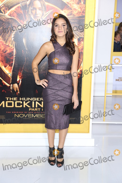 Alexys Gabrielle Photo - Photo by JMAstarmaxinccom2014ALL RIGHTS RESERVEDTelephoneFax (212) 995-1196111714Alexys Gabrielle at the premiere of The Hunger Games Mocking Jay-Part 1