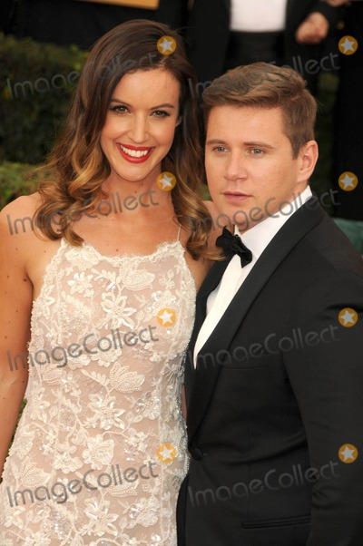 Charlie Webster Photo - Photo by KGC-136starmaxinccomSTAR MAX2015ALL RIGHTS RESERVEDTelephoneFax (212) 995-119612515Charlie Webster and Allen Leech at the 21st Annual Screen Actors Guild (SAG) Awards(Los Angeles CA)