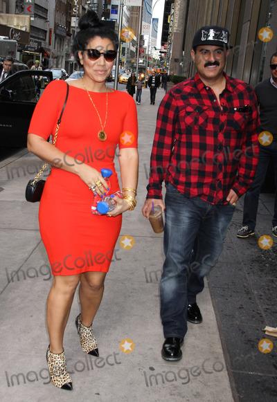 Asa Soltan Photo - 06th November 2013  Reza Farahan and Asa Soltan Rahmati from Shahs of Sunset spotted at Sirius Radio in New York City USAKGC-146starmaxinccom