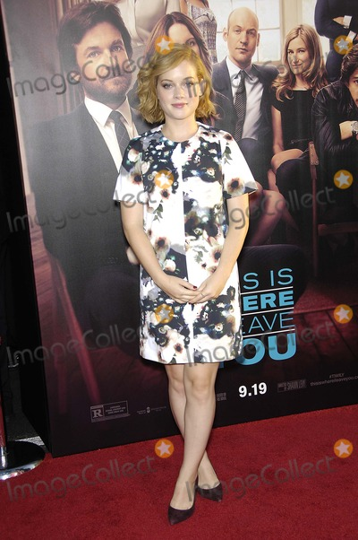 Jane Levy Photo - Photo by Michael GermanastarmaxinccomSTAR MAX2014ALL RIGHTS RESERVEDTelephoneFax (212) 995-119691514Jane Levy at the premiere of This Is Where I Leave You(Los Angeles CA)