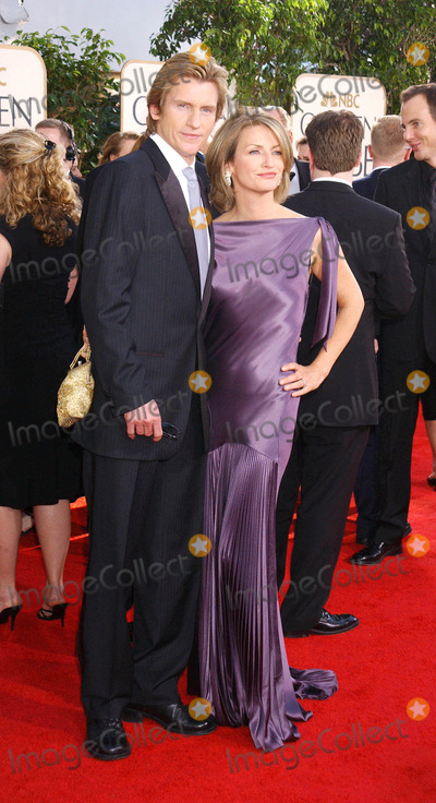 Ann Lembeck Photo - Photo by Galaxystarmaxinccom 200511605Denis Leary and Ann Lembeck at the 62nd Annual Golden Globe Awards(Los Angeles CA)Not for syndication in Germany