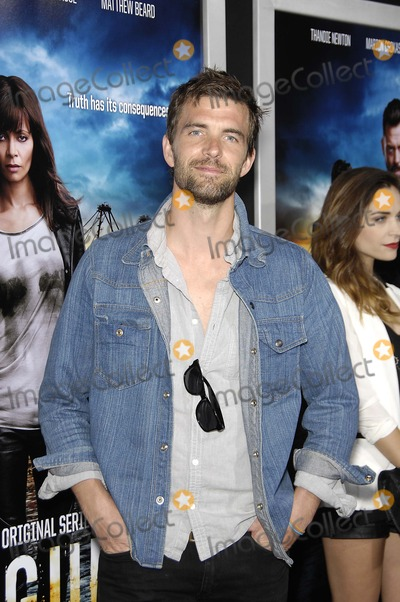 Lucas Bryant Photo - Lucas Bryant during the premiere of the new series from DirectTV ROGUE held at the Arclight Cinerama Dome on March 26 2013 in Los AngelesPhoto Michael Germana Star Max