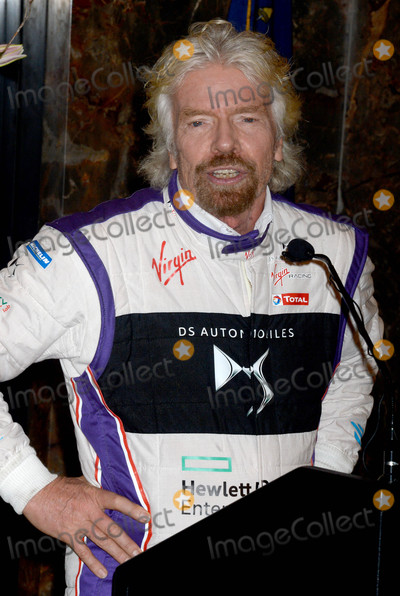 Richard Branson Photo - Photo by Dennis Van TinestarmaxinccomSTAR MAX2017ALL RIGHTS RESERVEDTelephoneFax (212) 995-119671417Virgin Group founder Sir Richard Branson lights up the Empire State Building in celebration of DS Virgin Racings arrival to New York City and the inaugural New York City ePrix which begins on July 15th 2017