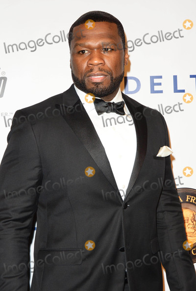 FRIARS CLUB Photo - Photo by Patricia SchleinstarmaxinccomSTAR MAX2016ALL RIGHTS RESERVEDTelephoneFax (212) 995-11969211650 Cent (Jackson Curtis) at The Friars Club Entertainment Icon Award(NYC)