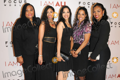 Rasheda Ali Photo - Photo by GalaxystarmaxinccomSTAR MAX2014ALL RIGHTS RESERVEDTelephoneFax (212) 995-119610914Maryum Ali Rasheda Ali Walsh Khaliah Ali Jamillah Ali Joyce Hana Ali at the I am Ali Premiere held at  ArcLight Cinema Hollywood(CA)
