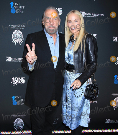 John Paul DeJoria Photo - Photo by Raoul GatchalianstarmaxinccomSTAR MAX2018ALL RIGHTS RESERVEDTelephoneFax (212) 995-11963218John Paul Dejoria and Eloise Broady at The Sixth Annual One Night for One Drop imagined by Cirque Du Soleil event at Mandalay Bay Hotel(Las Vegas Nevada)