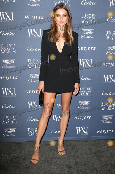 Andreea Diaconu Photo - Photo by KGC-146starmaxinccomSTAR MAXCopyright 2015ALL RIGHTS RESERVEDTelephoneFax (212) 995-119611415Andreea Diaconu at the WSJ Magazine Innovator Awards(Museum of Modern Art NYC)