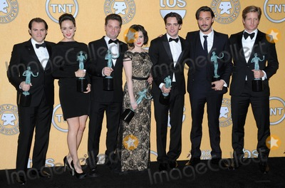 Aleksa Palladino Photo - Photo by PDAADstarmaxinccom2012ALL RIGHTS RESERVEDTelephoneFax (212) 995-119612912Peter Van Wagner Michael Stuhlbarg Heather Lind Shea Whigham Aleksa Palladino Vincent Piazza Jack Huston and Paul Sparks at the 18th Annual Screen Actors Guild Awards (SAG)