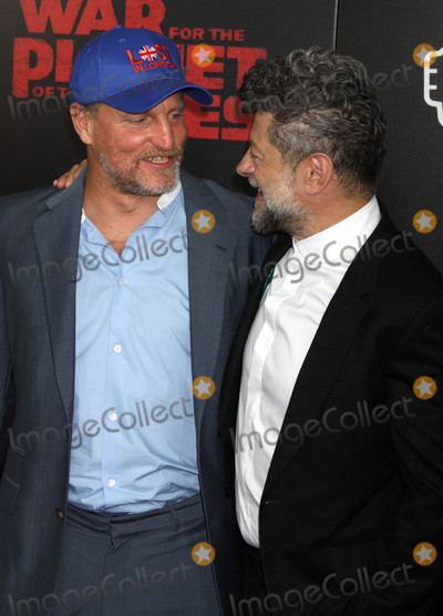Andy Serkis Photo - Photo by Victor MalafrontestarmaxinccomSTAR MAX2017ALL RIGHTS RESERVEDTelephoneFax (212) 995-119671017Woody Harrelson and Andy Serkis at the premiere of War For The Planet Of The Apes in New York City
