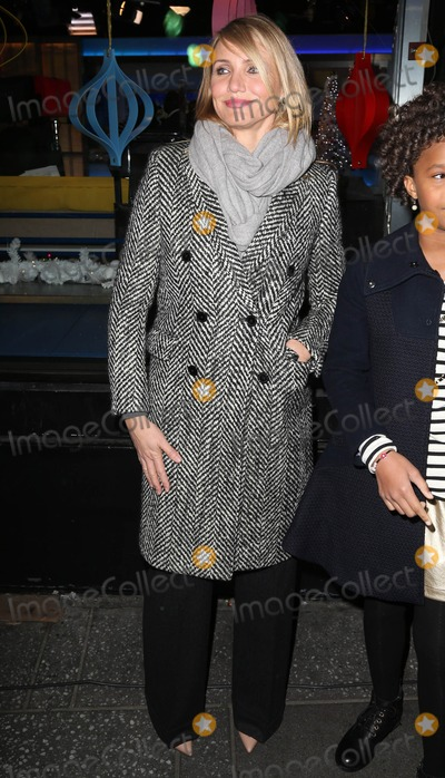Cameron Diaz Photo - Photo by KGC-146starmaxinccomSTAR MAX2014ALL RIGHTS RESERVEDTelephoneFax (212) 995-119612414Cameron Diaz is seen at ABC Television Studios for an appearance on Good Morning America(NYC)