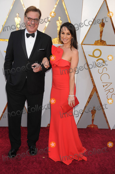 Aaron Sorkin Photo - Photo by GalaxystarmaxinccomSTAR MAXCopyright 2018ALL RIGHTS RESERVEDTelephoneFax (212) 995-11963418Aaron Sorkin and Molly Bloom at the 90th Annual Academy Awards (Oscars) presented by the Academy of Motion Picture Arts and Sciences(Hollywood CA USA)