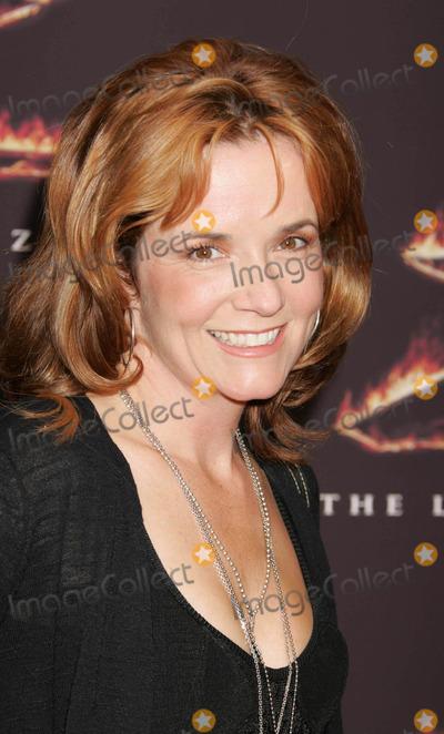 Lea Thompson Photo - Photo by REWestcomstarmaxinccom2005101605Lea Thompson at the premiere of The Legend of Zorro(Los Angeles CA)