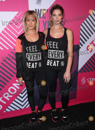 Ashley Tisdale Photo - Photo by John NacionstarmaxinccomSTAR MAX2018ALL RIGHTS RESERVEDTelephoneFax (212) 995-119692518Ashley Tisdale and Ashley Greene at STRONG By Zumba in New York City