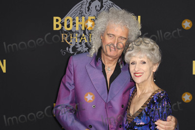 Anita Dobson Photo - Photo by John NacionstarmaxinccomSTAR MAX2018ALL RIGHTS RESERVEDTelephoneFax (212) 995-1196103018Brian May and Anita Dobson at the premiere of Bohemian Rhapsody in New York City