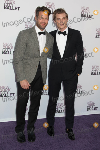 Jeremiah Brent Photo - Photo by HQBstarmaxinccomSTAR MAX2014ALL RIGHTS RESERVEDTelephoneFax (212) 995-119692314Nate Berkus and Jeremiah Brent at the New York City Ballet Fall Gala(NYC)
