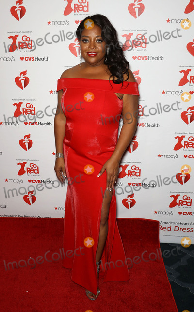 Sherri Shepherd Photo - Photo by zzJohn NacionstarmaxinccomSTAR MAXCopyright 2019ALL RIGHTS RESERVEDTelephoneFax (212) 995-11962719Sherri Shepherd at The American Heart Associations Go Red For Women Red Dress Collection Fashion Show during New York Fashion Week in New York City(NYC)