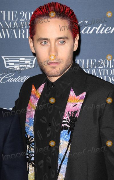 Jared Leto Photo - Photo by KGC-146starmaxinccomSTAR MAXCopyright 2015ALL RIGHTS RESERVEDTelephoneFax (212) 995-119611415Jared Leto at the WSJ Magazine Innovator Awards(Museum of Modern Art NYC)