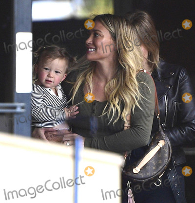 Hilary Duff Photo - Photo by SMXRFstarmaxinccomSTAR MAX2020ALL RIGHTS RESERVEDTelephoneFax (212) 995-119621020Hilary Duff and Banks Violet Koma out and about Los Angeles USA - 10 February 2020