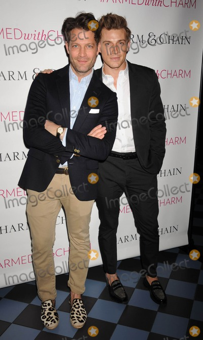 Jeremiah Brent Photo - Photo by Demis Maryannakisstarmaxinccom2014ALL RIGHTS RESERVEDTelephoneFax (212) 995-119642314Nate Berkus and Jeremiah Brent at The Charm  Chain Kaleidoscope Collection Launch at Up  Down(NYC)