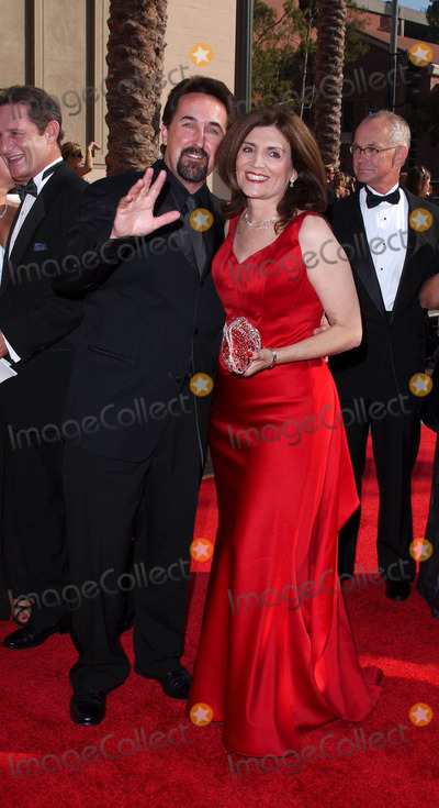 Bryce Zabel Photo - Photo by Lee RothSTAR MAX Inc - copyright 2003Bryce Zabel and wife at the 2003 Creative Arts Emmy Awards(Los Angeles CA)