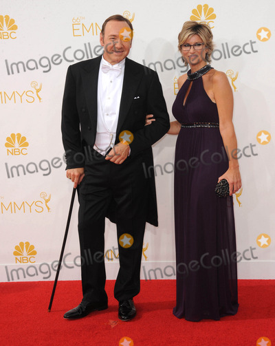 Ashleigh Banfield Photo - Photo by REWestcomstarmaxinccomSTAR MAX2014ALL RIGHTS RESERVEDTelephoneFax (212) 995-119682514Kevin Spacey and Ashleigh Banfield at The 66th Annual Primetime Emmy Awards(Los Angeles CA)