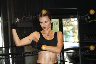 Adriana Lima Photo - Photo by John NacionstarmaxinccomSTAR MAX2017ALL RIGHTS RESERVEDTelephoneFax (212) 995-119610317Adriana Lima at Train Like an Angel in New York City