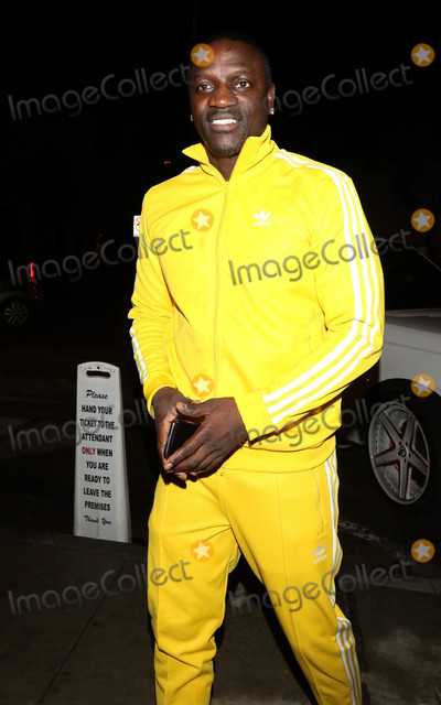 Akon Photo - Photo by gotpapstarmaxinccomSTAR MAX2018ALL RIGHTS RESERVEDTelephoneFax (212) 995-119621218Akon is seen in Los Angeles CA