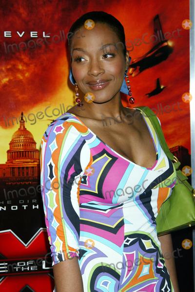Nona Gaye Photo - Photo by NPXstarmaxinccom200542505Nona Gaye at the premiere of XXX State of the Union(Los Angeles CA)