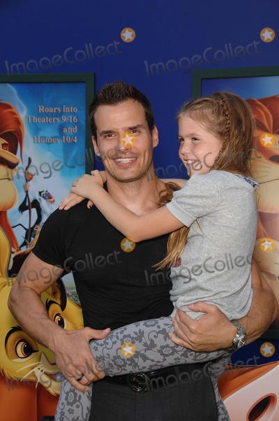 Antonio Sabato Jr Photo - Antonio Sabato Jr and Mina Bree Sabato during the premiere Walt Disney Studios re-release of the THE LION KING 3D held at the El Capitan Theatre on August 27 2011 in Los AngelesPhoto Michael Germana Star Max