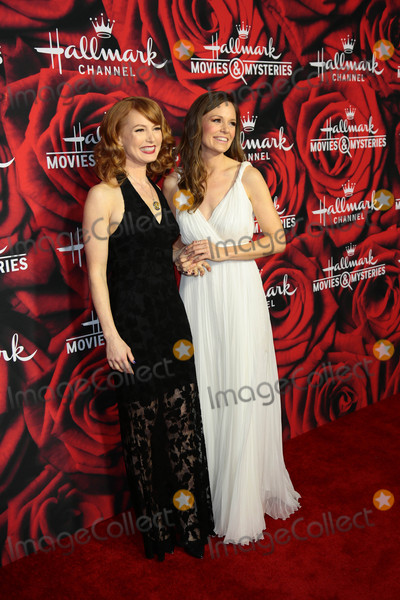 Alicia Witt Photo - Photo by gotpapstarmaxinccomSTAR MAX2017ALL RIGHTS RESERVEDTelephoneFax (212) 995-119611417Alicia Witt and Rachel Boston at The 2017 TCA Press Tour in Los Angeles CA