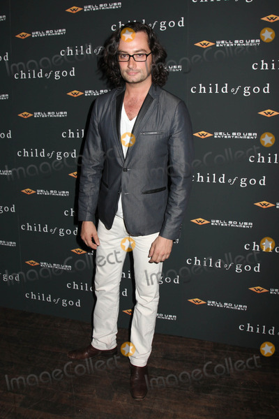 Constantine Maroulis Photo - Photo by HQBstarmaxinccom2014ALL RIGHTS RESERVEDTelephoneFax (212) 995-119673013Constantine Maroulis at the premiere of Child of God(NYC)