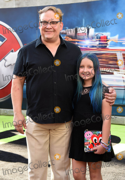 Andy Richter Photo - Photo by KGC-11starmaxinccomSTAR MAX2016ALL RIGHTS RESERVEDTelephoneFax (212) 995-119671016Andy Richter and Mercy Richter at the premiere of Ghostbusters(Los Angeles CA)