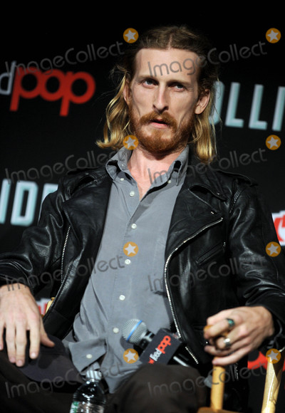 Austin Amelio Photo - Photo by Dennis Van TinestarmaxinccomSTAR MAX2017ALL RIGHTS RESERVEDTelephoneFax (212) 995-119610717Austin Amelio at The Walking Dead Panel at Comic-Con New York in New York City