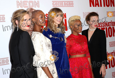 Anika Noni Rose Photo - Photo by John NacionstarmaxinccomSTAR MAXCopyright 2018ALL RIGHTS RESERVEDTelephoneFax (212) 995-119691718Hari Nef Abra Suki Waterhouse Anika Noni Rose and Odessa Young at a screening of Assassination Nation in New York City(NYC)