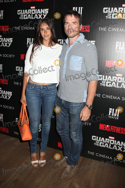 Matthew Settle Photo - Photo by HQBstarmaxinccomSTAR MAX2014ALL RIGHTS RESERVEDTelephoneFax (212) 995-119672914Maria Alfonsin and Matthew Settle at The Cinema Society screening of Guardians Of The Galaxy(NYC)