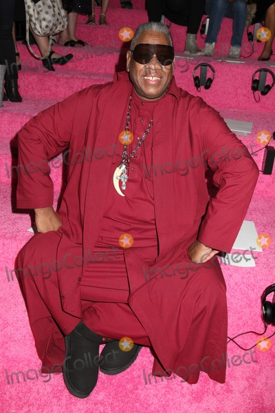 Andre Leon Talley Photo - Photo by HQBstarmaxinccomSTAR MAX2014ALL RIGHTS RESERVEDTelephoneFax (212) 995-119691114Andre Leon Talley at Mercedes-Benz Fashion Week Spring 2015 Collection(NYC)