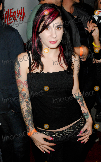 Joanna Angel Photo - HOLLYWOOD CA - SEPTEMBER 15 Actress Joanna Angel at the World Premiere of Chillerama at Hollywood Forever Cemetary on September 15 2011  in Hollywood California  (Albert L OrtegaImageCollectcom)