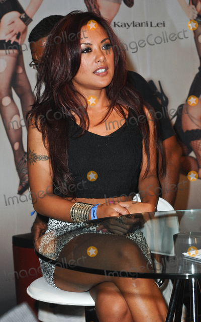 Kaylani Lei Photo - LOS ANGELES CA - AUGUST 27  Adult Film Star Kaylani Lei appears at 2011 eXXXotica Los Angeles  at the Los Angeles COnvention Center West Hall on August 27 2011  in Downtown Los Angeles California  (Albert L OrtegaImageCollectcom)