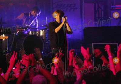 Christian Mazzalai Photo - Grammy Award-winning alternative rock band Phoenix (singer Thomas Mars bassist Deck DArcy guitarists Laurent Brancowitz and Christian Mazzalai) from Versailles France perform live on Jimmy Kimmel Live Los Angeles CA 092010