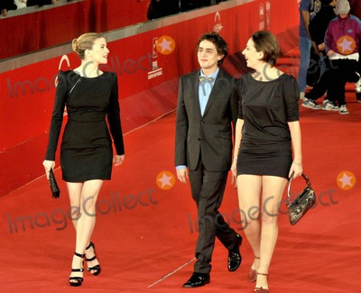 Benjamin Siksou Photo - Cecil Cassel Benjamin Siksou and Andrey Estrougo at the premiere of LEILA at the 5th International Rome Film Festival in Rome Italy 103010