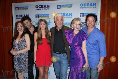 Adam Goldstein Photo - Royal Caribbean International president and CEO Adam Goldstein Amy Yasbeck Justin Baldoni Chelsea Ricketts James Brolin Caroline Lagerfelt Dean Cain and Royal Caribbeans SVP Betsy ORourke at the exclusive premiere of The Allure of Love and Royal Reunion aboard Allure of the Seas a new short film series developed by Royal Caribbean and directed by Jenny McCarthy and James Brolin respectively Ft Lauderdale FL 031311