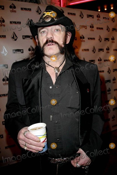 Ian Kilmister Pictures and Photos