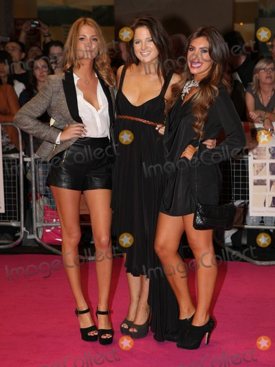 Alexandra Felstead Photo - Millie Mackintosh Alexandra Binky Felstead and Gabriella Ellis from the Made In Chelsea TV series at the premiere of One Day Vue Westfield London UK August 23rd 2011