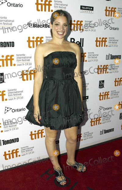 Anna Hopkins Photo - Anna Hopkins at the screening of Barneys Version at the Toronto International Film Festival Toronto ON 91210