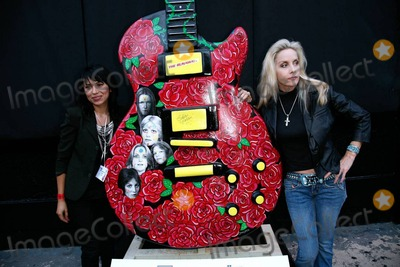 Cherie Currie Photo - Sonia Lopez Chavez and Cherie Currie  at the official unveiling of Guitartown on the Sunset Strip and the completion of the Sunset Strip Beautification Project Los Angeles CA 81210